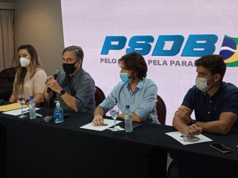 PSDB anuncia apoio à candidatura de Romero Rodrigues ao Governo em 2022 - F5 Online